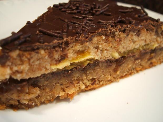 Backen Schoko Orangen Torte Rezept Mit Bild Kochbar De