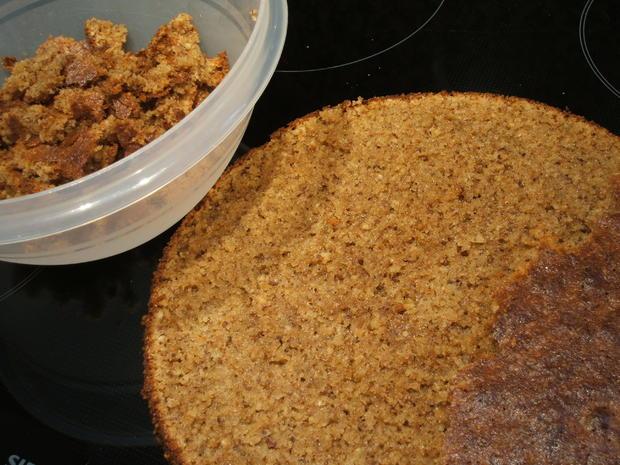 Backen: Schoko-Orangen-Torte - Rezept - Bild Nr. 2219