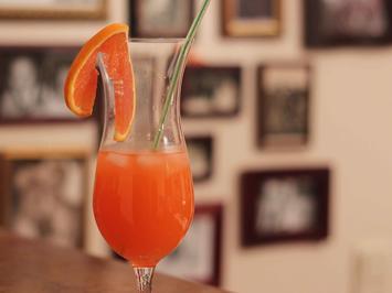 Rezept: Orangen-Cocktail