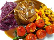 Fleisch / Rind = Rinderbraten mit meditarrenem Touch à la Biggi - Rezept - Bild Nr. 2233