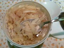 Sauerkraut / Einlegen und Einsäuern von Weißkohl - Rezept - Bild Nr. 2241