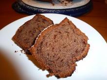 Rotweinkuchen mit Dinkelmehl - Rezept - Bild Nr. 2233