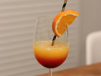 Tequila Sunrise - Rezept - Bild Nr. 2236