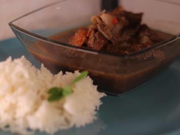 Beef Vindaloo mit Basmatireis - Rezept - Bild Nr. 2236