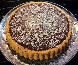 Kleine Mango - Schokoladen - Torte - Rezept - Bild Nr. 2