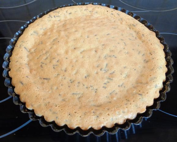 Kleine Mango - Schokoladen - Torte - Rezept - Bild Nr. 2256