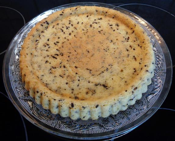 Kleine Mango - Schokoladen - Torte - Rezept - Bild Nr. 2258
