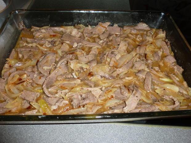 Rindfleisch-Kartoffelbrei-Pie - Rezept - Bild Nr. 2290
