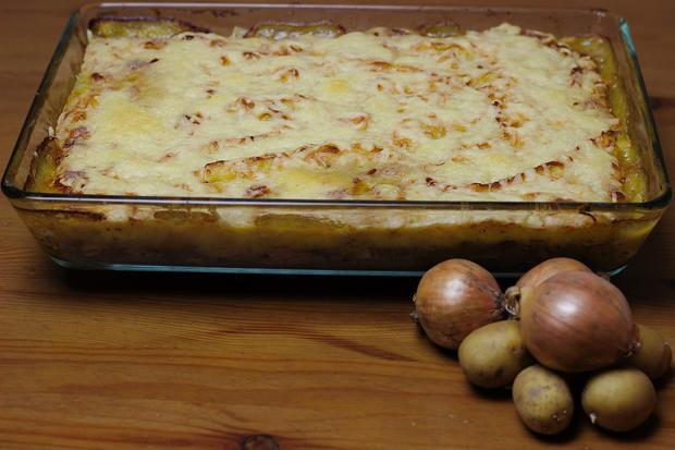 Rindfleisch-Kartoffelbrei-Pie - Rezept - Bild Nr. 2295