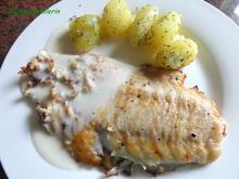 Fisch:   VIKTORIA - BARSCH an Feigensenf-Sauce - Rezept - Bild Nr. 2296