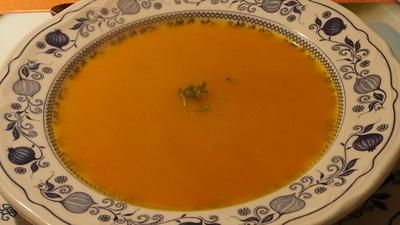 Kürbiscrèmesuppe - Rezept - Bild Nr. 2