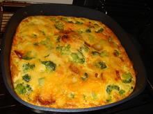 Gemüse Fritata - Rezept - Bild Nr. 2309