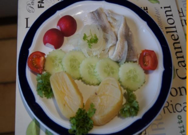 Ein leckeres und kalorienarmes Abendbrot - Rezept - Bild Nr. 3