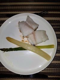 Kabeljaufilet mit Weißbier-Beurre-Blanc und Kartoffel-Zitronenstampf - Rezept - Bild Nr. 2