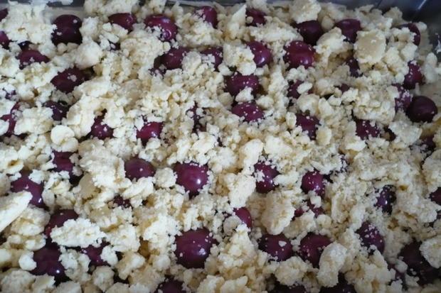 Kirschkuchen - Rezept - Bild Nr. 2356