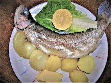 Rezept: Heute gibt es Fisch á la Britta