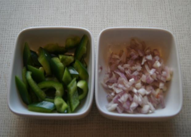 Putengulasch im Wok mit Curry-Blumenkohl-Reis - Rezept - Bild Nr. 2352