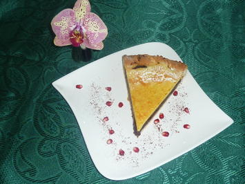 Rezept: Dörrbirnen Kuchen