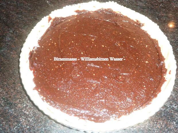Dörrbirnen Kuchen - Rezept - Bild Nr. 2366