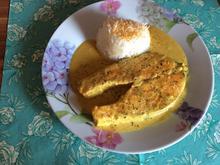 Lachs Curry, original indisch - Rezept - Bild Nr. 2366