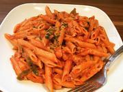 Spanische Pasta mit Chorizo - Rezept - Bild Nr. 2373