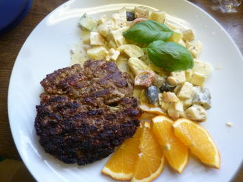 Rezept: Party-Hacksteaks oder Frikadellen