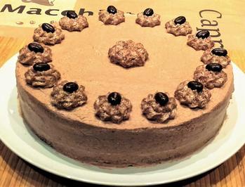 Schoko-Mokka-Torte - Rezept - Bild Nr. 2376