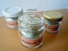 Bärlauch Salz - Rezept - Bild Nr. 2387