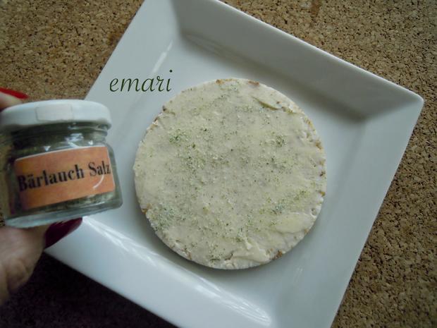 Bärlauch Salz - Rezept - Bild Nr. 2388