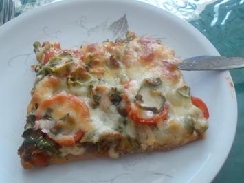 """Pizza - """"Pulled Pork"""" - Rezept - Bild Nr. 2378"""