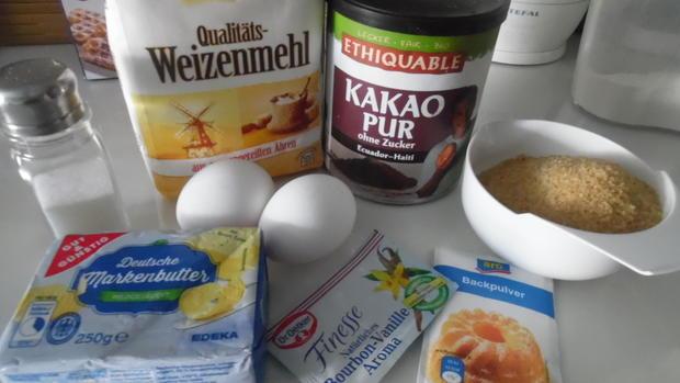 """Crinkle-Cookies"" in Ostereier-Optik und gefüllt - Rezept - Bild Nr. 2397"