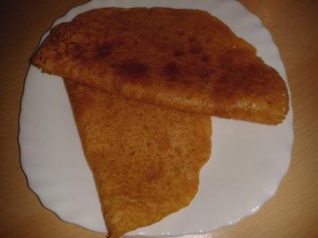 vegane Linsen-Pfannkuchen .. Grundrezept - Rezept - Bild Nr. 2402