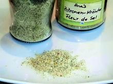 Gewürz: Zitronen-Kräuter-Fleur de Sel - Rezept - Bild Nr. 2407