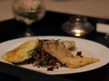 Frischer Fisch mit Linsen - Rezept - Bild Nr. 2