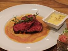 Edelstück vom Rind, Sous-vide gegart, serviert mit Whisky Sauce - Rezept - Bild Nr. 2