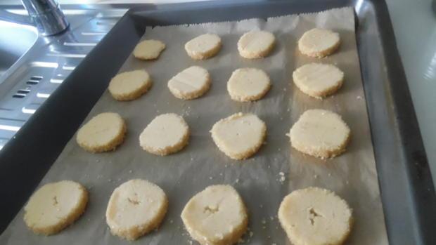 Ingwer-Kekse (Ginger-Biscuits) mit Oster-Deko - Rezept - Bild Nr. 2404