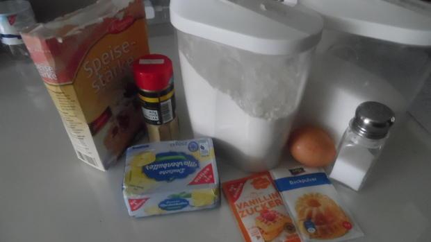 Ingwer-Kekse (Ginger-Biscuits) mit Oster-Deko - Rezept - Bild Nr. 2412