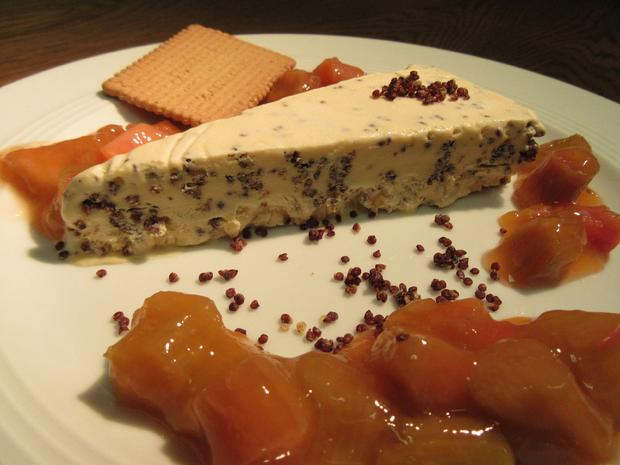 Quinoa Honig Parfait Rezept Mit Bild Kochbar De