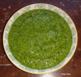 Rezept: einfaches Bärlauch-Pesto