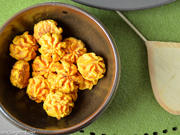 Süsskartoffel Pommes Duchesse - Rezept - Bild Nr. 2449