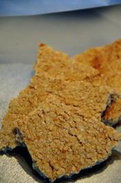 Rezept: Plätzchen, Kekse: Gesunde Erdnuss-Bananen-Cookies