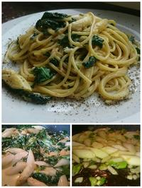 Spaghetti mit Bärlauch und Spargel - Rezept - Bild Nr. 2