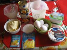 Quarkkuchen mit Fruchtcocktail - Rezept - Bild Nr. 2483