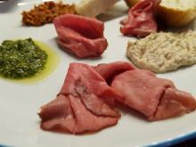 Fleisch / Rind = Roastbeef als Aufschnitt à la Biggi - Rezept - Bild Nr. 2