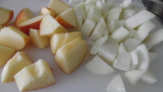 Rindfleisch-Ragout in Apfel-Meerrettich-Soße - Rezept - Bild Nr. 2513