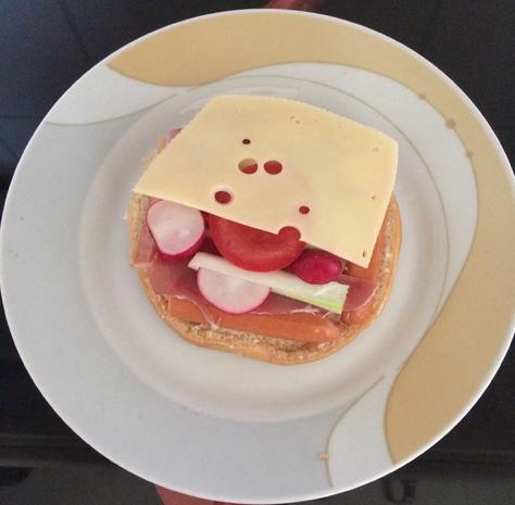 Wiener Cheese Burger - Rezept - Bild Nr. 2509