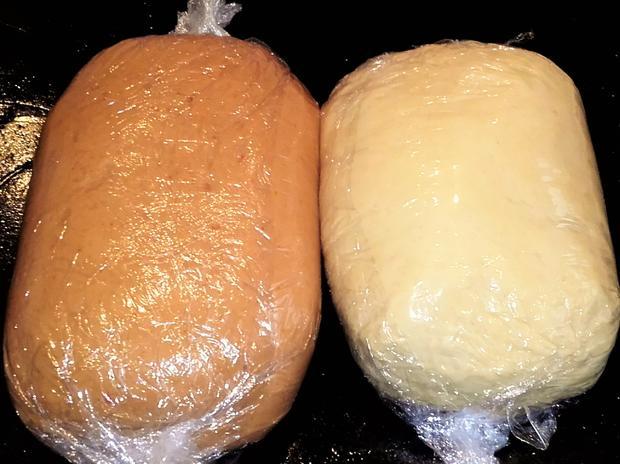 Selbstgemachte Tortellini mit Parmesan- Sauce - Rezept - Bild Nr. 2534