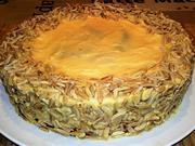 """""""Pao de ló""""- Torte mit  """"Creme Pasteleiro"""" - Rezept - Bild Nr. 2530"""