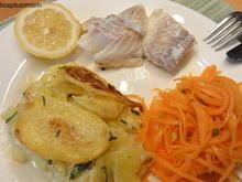 Kartoffel:   KARTOFFEL  - GRATIN mit Sahne - Rezept - Bild Nr. 2