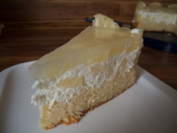 Kuchen: Ananastorte - Rezept - Bild Nr. 2661